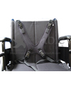 Therafin Wheelchair Butterfly Chest Harness Dynamic Comfort Fit - Mounted to Chair