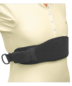 Padded Wheelchair Chest Strap (Therafin Therafit)