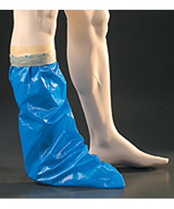ShowerSafe™ Waterproof Leg Bandage and Cast Cover