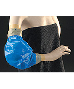showersafe waterproof elbow and knee bandage cast cover